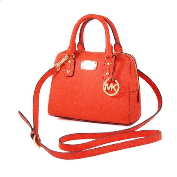 42a2faa4621c MICHAEL Michael Kors Bags | Michael Kors Saffiano Mini | Poshmark